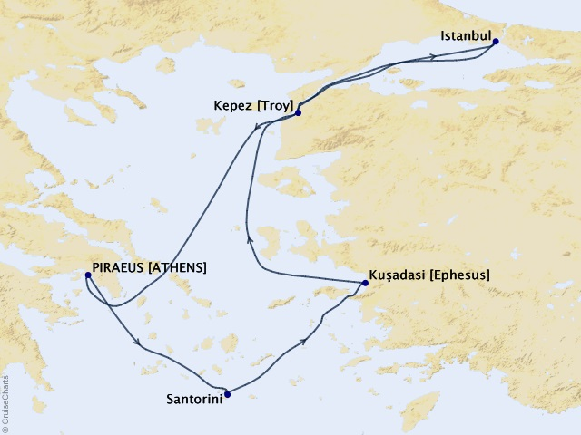 8-night Aegean Pursuit Voyage | Frosch Vacations