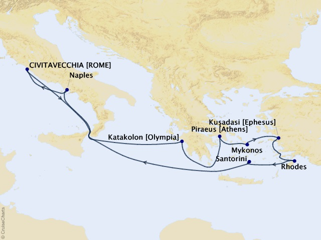 11-night Ancient Empires Cruise | Frosch Vacations