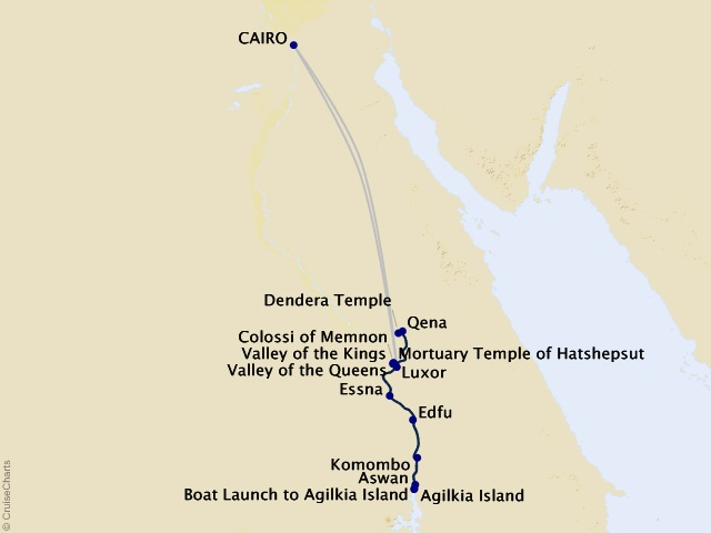 11-night Secrets of Egypt and the Nile Cruisetour