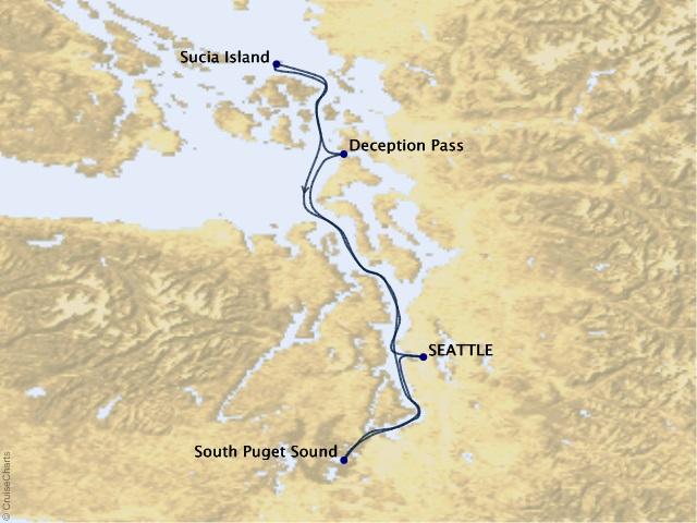5-night Salish Sea and San Juan Islands Adventure Cruise