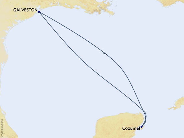 4-night Western Caribbean Cruise