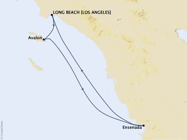 4-night Baja Mexico Cruise